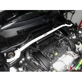 Mini Clubman 08+ 1.6T UltraRacing Front Upper Strutbar 1644