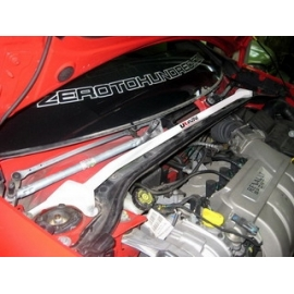 Renault Clio C 05+ UltraRacing 2-Point Front Upper Strutbar