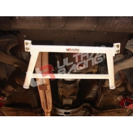 Volvo 240 UltraRacing 4-Point Front Lower Brace